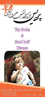 Tay Sachs and Sand hoff Disease