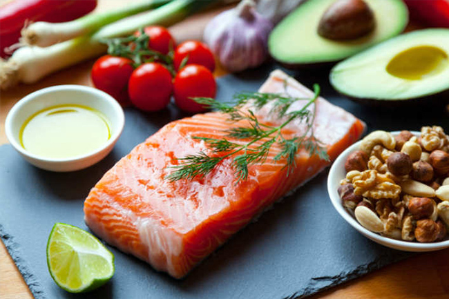 Nutritional recommendations for fatty liver