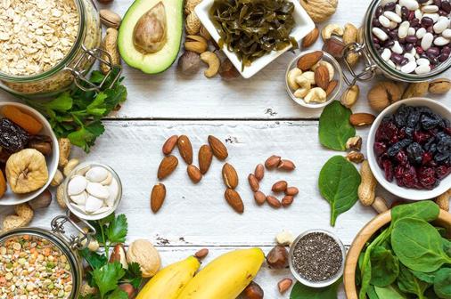 magnesium in food