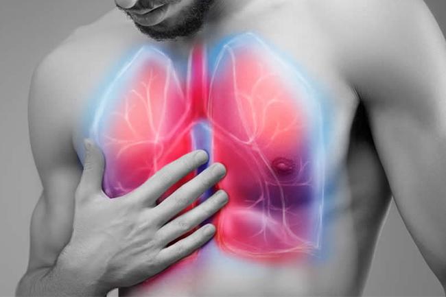 افزایش ظرفیت ریه