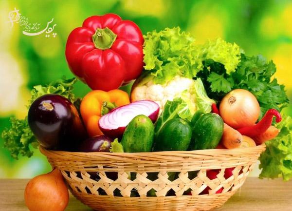 سبزیجات و سرطان روده
