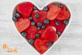 خطر ابتلا به بیماری های قلبی
